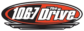 106.7 The Drive Logo
